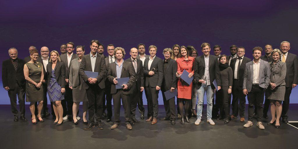 Nominierte, Preisträger und Laudatoren