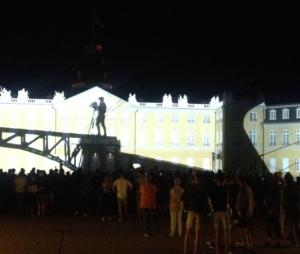 Schloss Karlsruhe Lichterspiele